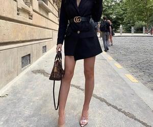 chic, designer, and fashion image