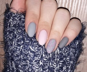 beauty, nail design, and fashion image