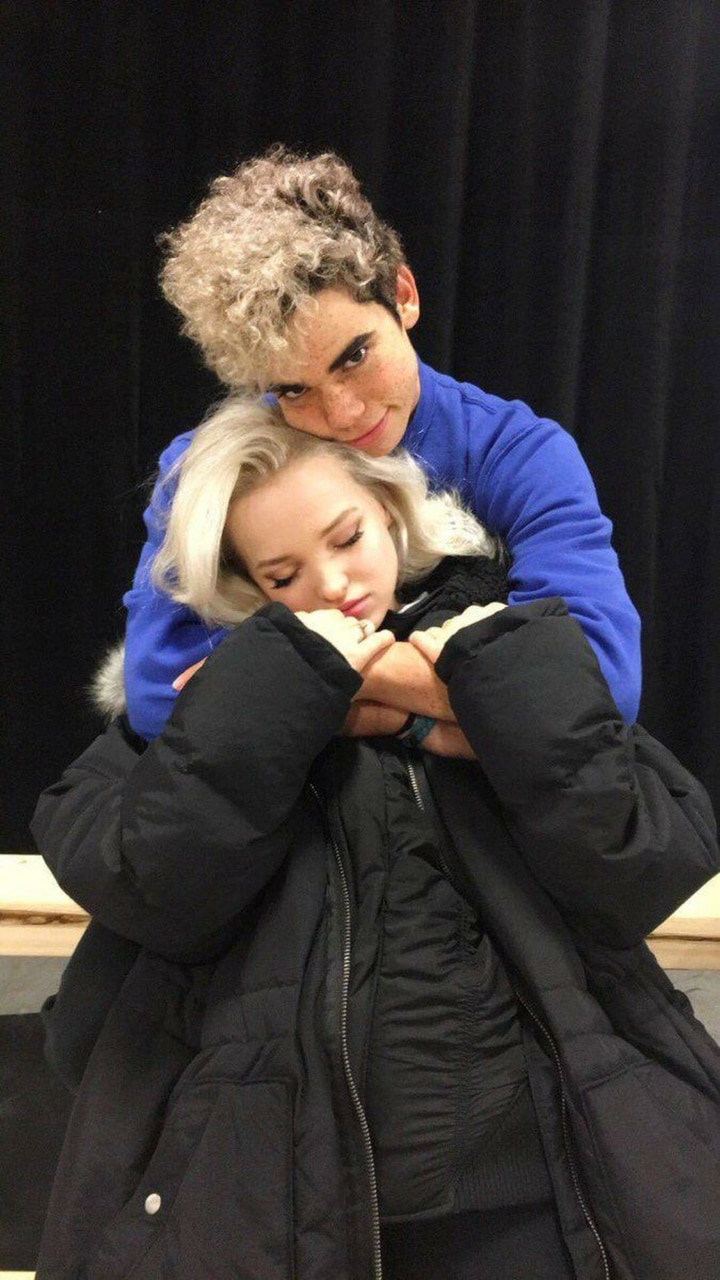 Image About Friends In Cameron Boyce By On We Heart It