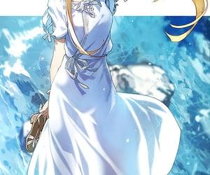 alice, anime, and sao alicization image