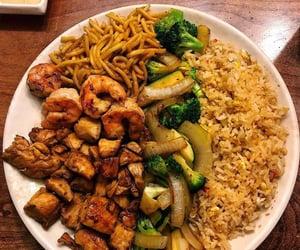 japanese food, shrimp, and asian food image