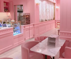 bakery, diner, and girly image