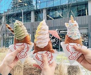 ice cream, taiyaki, and nyc image