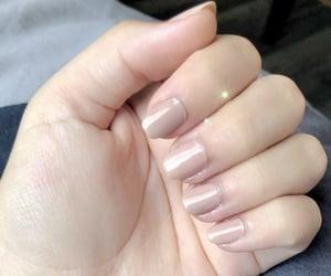 beautiful, nails, and love image