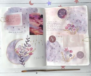 bullet journal and journal image