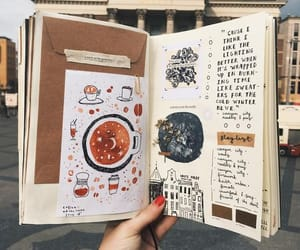bullet journal and weekly spread image