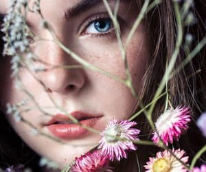 belleza, eyes, and mirada image