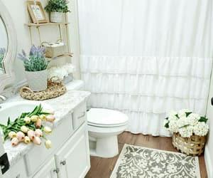 bath, interior design, and summer image
