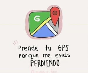 frases, gps, and meme image