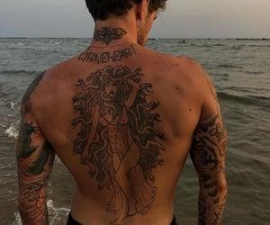 tattoo and boy image