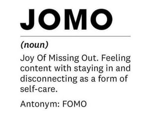 definition, quotes, and jomo image