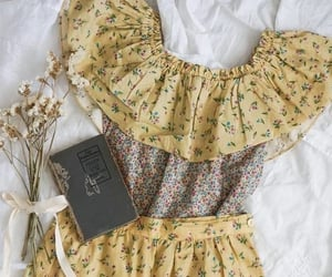 books, style, and dress image