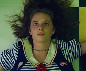 stranger things, 1980s, and robin image