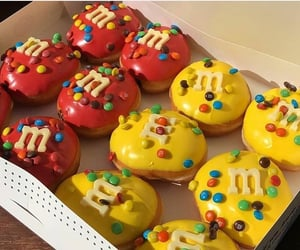 bakery, delicious, and donut image