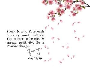nice, speak, and write image