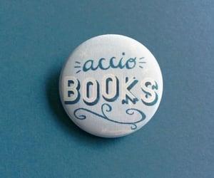 book, harry potter, and accio image