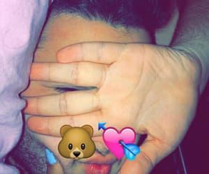 bear, snapchat, and cute image