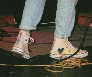 grunge, converse, and indie image