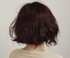 hair, beautiful, and short hair image