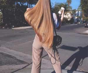 beautiful, beautiful hair, and hair image
