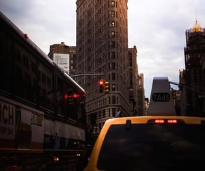 city, new york, and on the road image