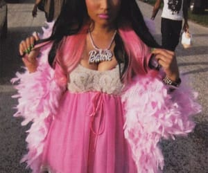 nicki minaj, barbie, and hair image