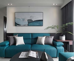 apartments, contemporary, and decor image