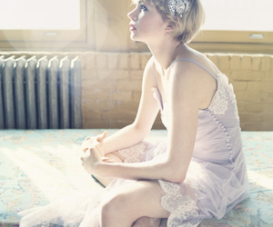 blonde, dreamy, and light image