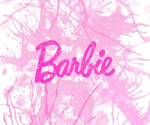 background, barbie, and girly image
