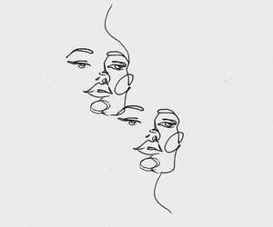 face, art, and woman image