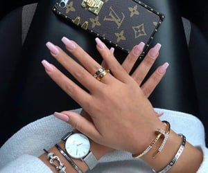 inspiration, nails, and tumblr inspo image