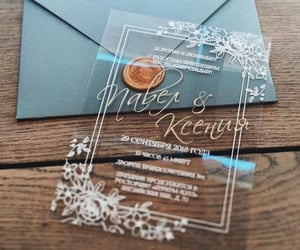 card, invitation, and laser image