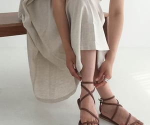 girl, inspiration, and shoes image