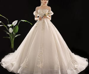 bridal, bridal gown, and wedding dress 2019 image