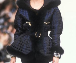 90's, catwalk, and chanel image