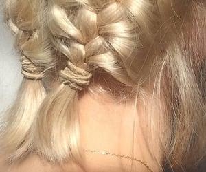 braids, hair, and hairdo image
