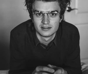 joe keery, stranger things, and actor image