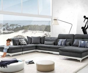 moder furniture, modern sofa, and sectional sofas image