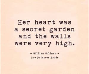 garden, walls, and heart image