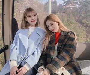 fromis_9, jiwon, and jiheon image