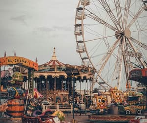 aesthetic, carousel, and chernobyl image