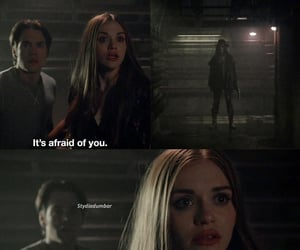 tw, dylan sprayberry, and holland roden image