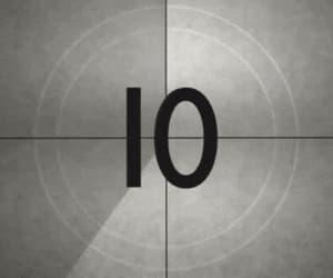 Action, countdown gif, and cinema image