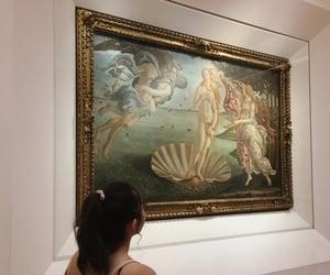 art, birth of venus, and date image