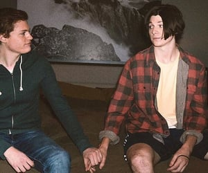 the society, sean berdy, and jack mulhern image