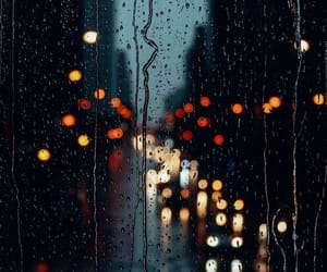rain, aesthetic, and background image