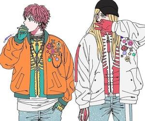 akatsuki, anime, and art image