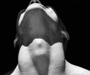 black and white, body, and boys image