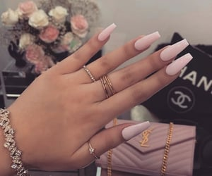 fashion, tumblr inspo, and nails goals image