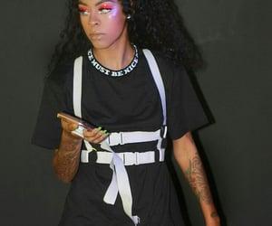 black girls, black girls magic, and rico nasty image